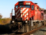 CP 5945 at Rotave siding East of Moosomin